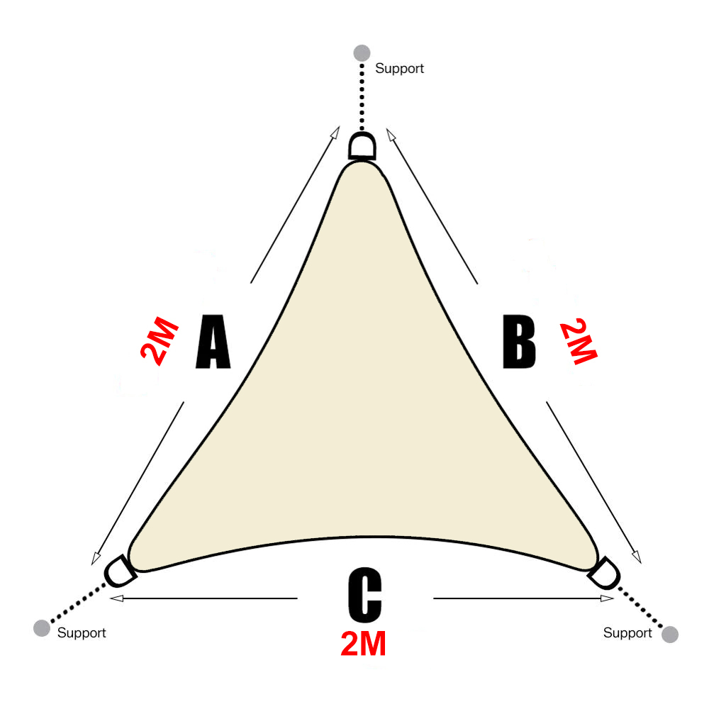 voile-dombrage-triangle-2x2x2-blanc